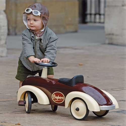 baghera loopauto, cadeau jongen 1 jaar