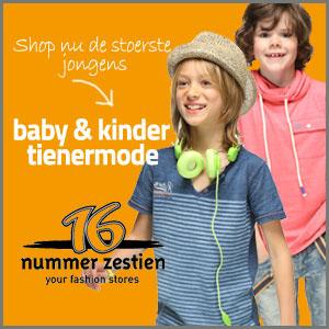 Nummer Zestien logo