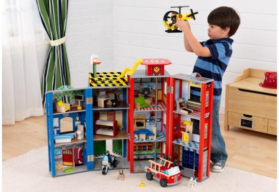 Kidkraft houten speelgoed l Het mooiste speelgoed voor kinderen
