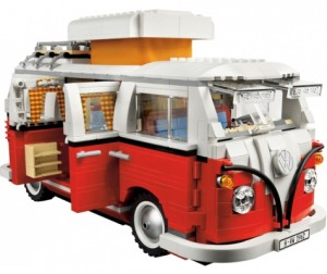 lego exclusive, vw camper lego