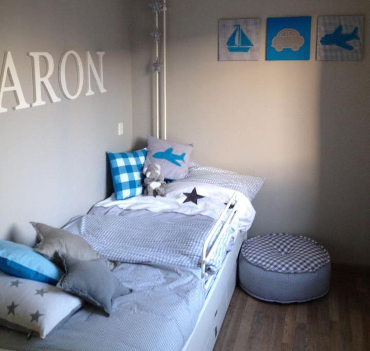 Auto Slaapkamer Accessoires : kan jou kleine jongen heerlijk onder slapen en dromen over auto?s