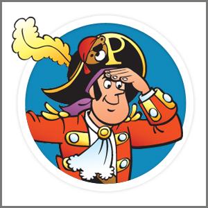 Shop online Piet Piraat producten