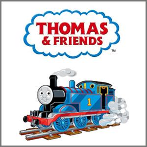 Shop online Thomas de Trein