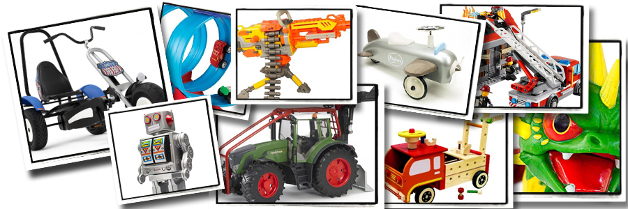 Stoer Jongensspeelgoed
