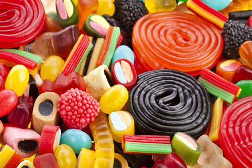 stiekem snoep kopen, snoep, kinderen en snoep