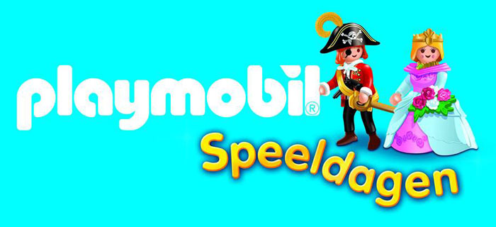 PLAYMOBIL® Speeldagen, playmobil speeldagen