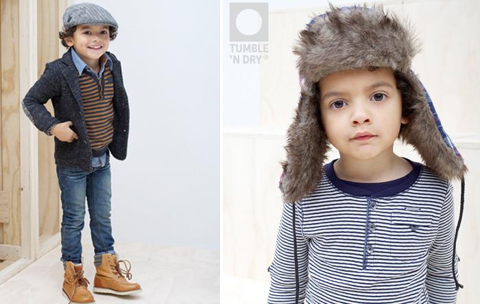 tumble n dry winter 2014-2015, jongensmode, kinder mode winter 2015
