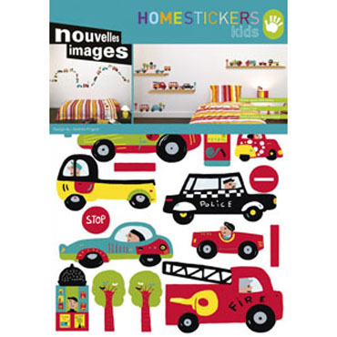nouvelles-images-muurstickers-wandstickers-cars