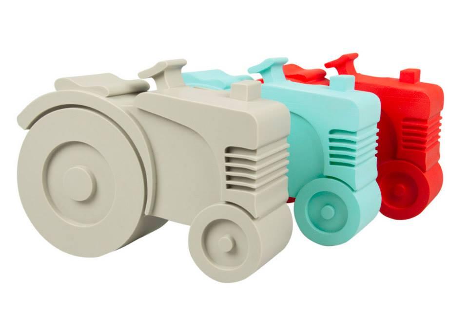 tractor brooddoos, tractor broodtrommel