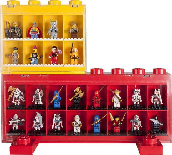 LEGO vitrinekast
