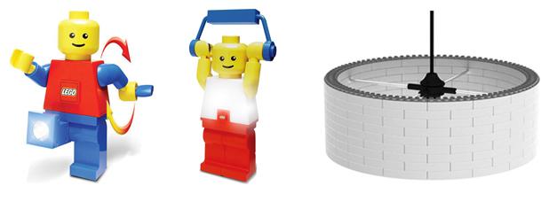 Lego lampen