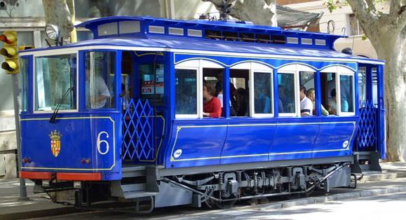 Tramvia-Blau-Barcelona