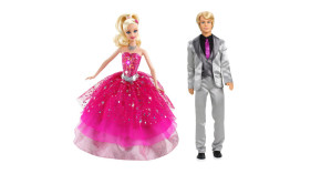 jongens en barbie