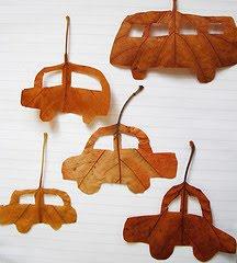 knutselen herfst