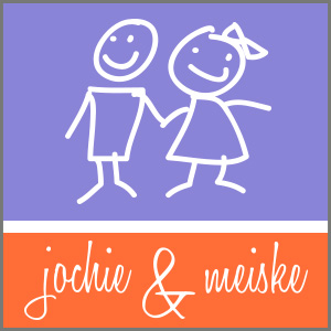 Jochie en Meiske logo