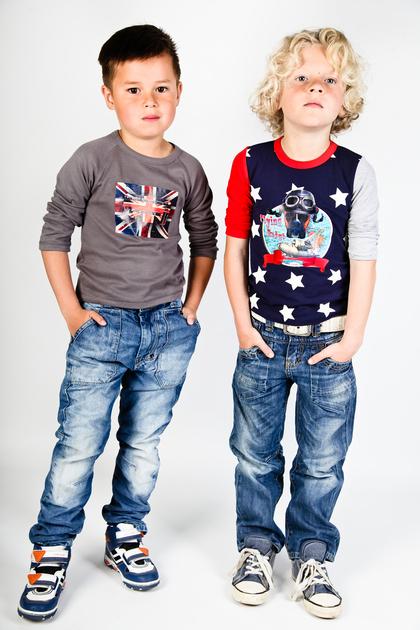 Coole Kinderkleertjes L Stoere Jongenskleding En