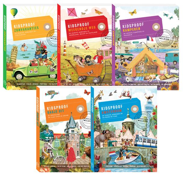 kidsproof, kidsproof boeken, kidsproof vakantieboekjes, online magazine