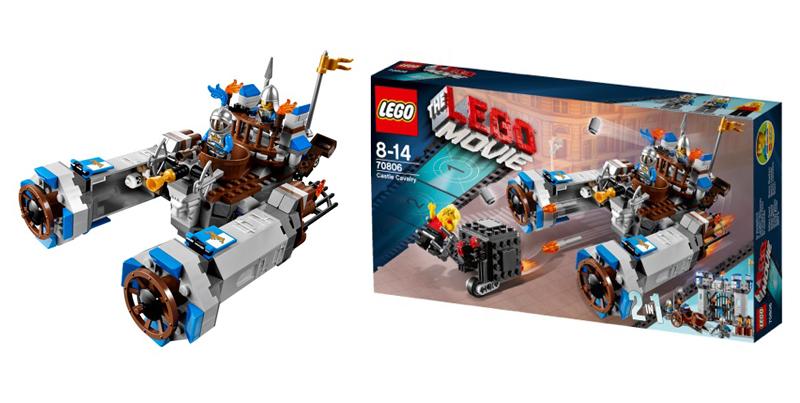 LEGO MOVIE PRIJSVRAAG