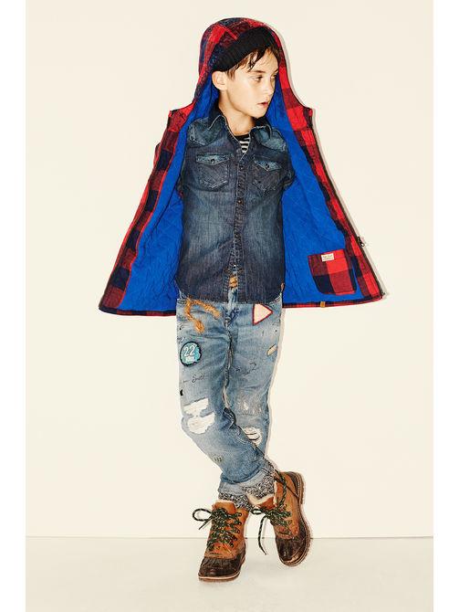Scotch spijkerbroek, spijkerbroeken voor jongens, jeans voor jongens, stoere jongens spijkerbroek