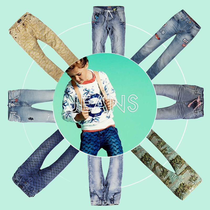 Spijkerbroeken voor jongens, jongensbroeken, jeans, stoere kinder spijkerbroeken, Boys Jeans