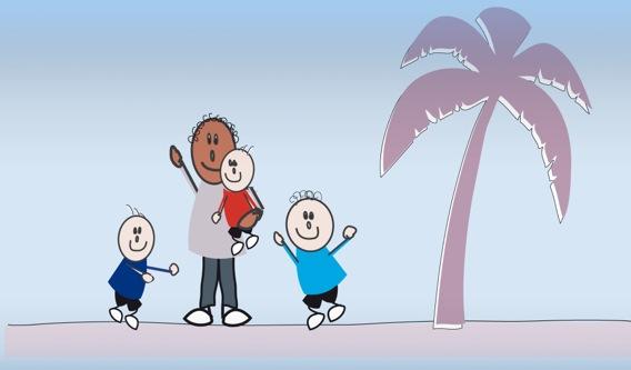 jongensmoeder, moeder van 3 zoons, jongensmama, mama met 3 zonen