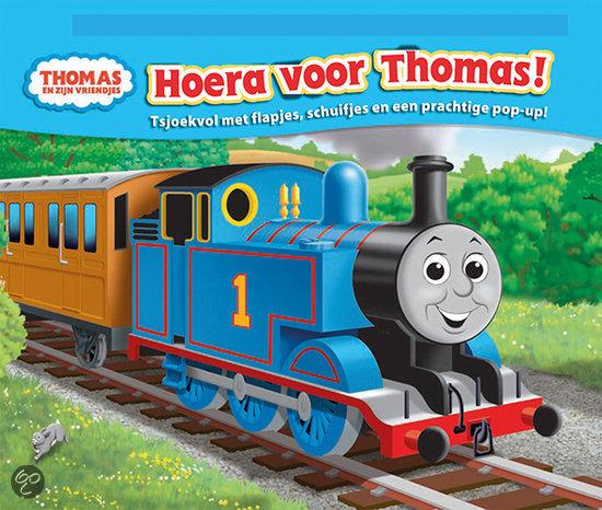 thomas de trein, jongensboek