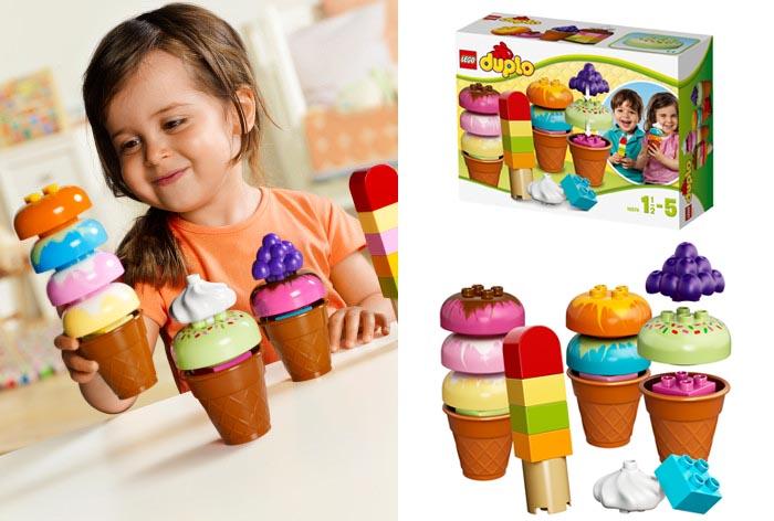 LEGO DUPLO creactieve ijsjes set