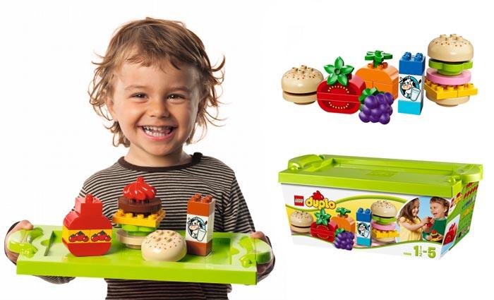 LEGO DUPLO creactieve picknick set