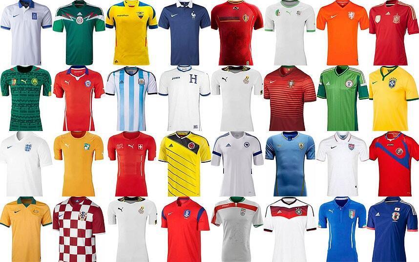 tenus WK voetbal 2014
