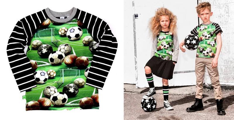Molo winter 2014, molo voetbalshirt