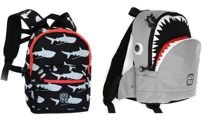stoere haaien tassen, stoere jongenstassen