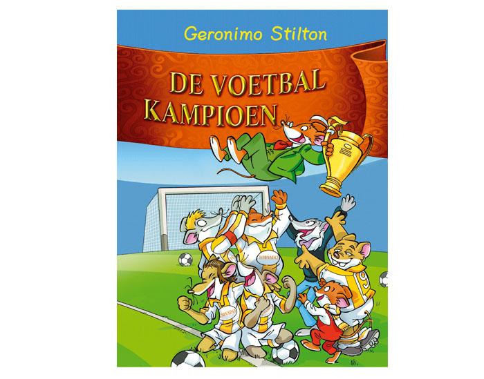 Geronimo Stilton, de voetbalkampioen