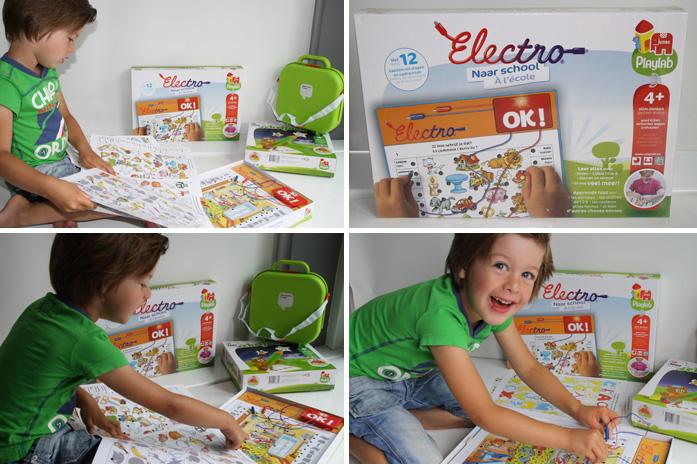 Electro, speelgoed electro, Jumbo - Boyslabel