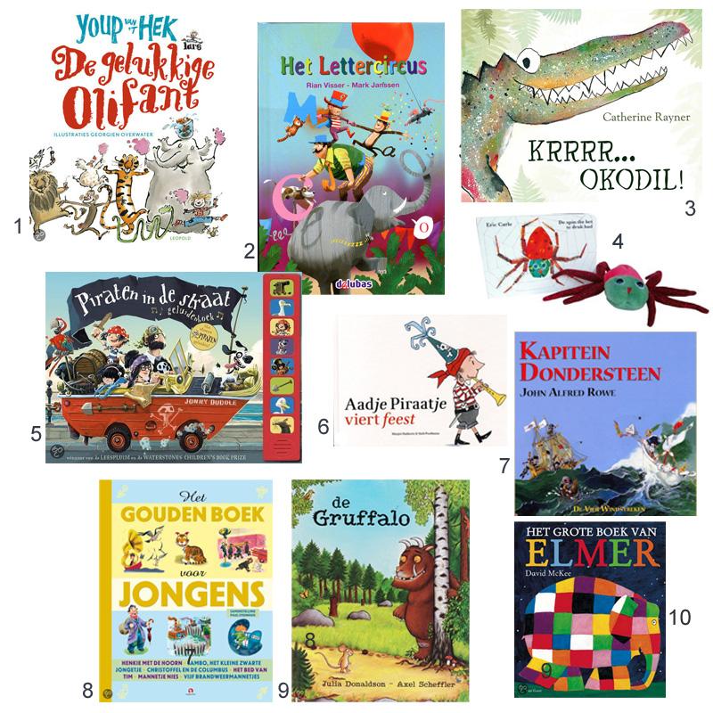 De Leukste Kinderboeken Voor Jongens L Jongensboeken