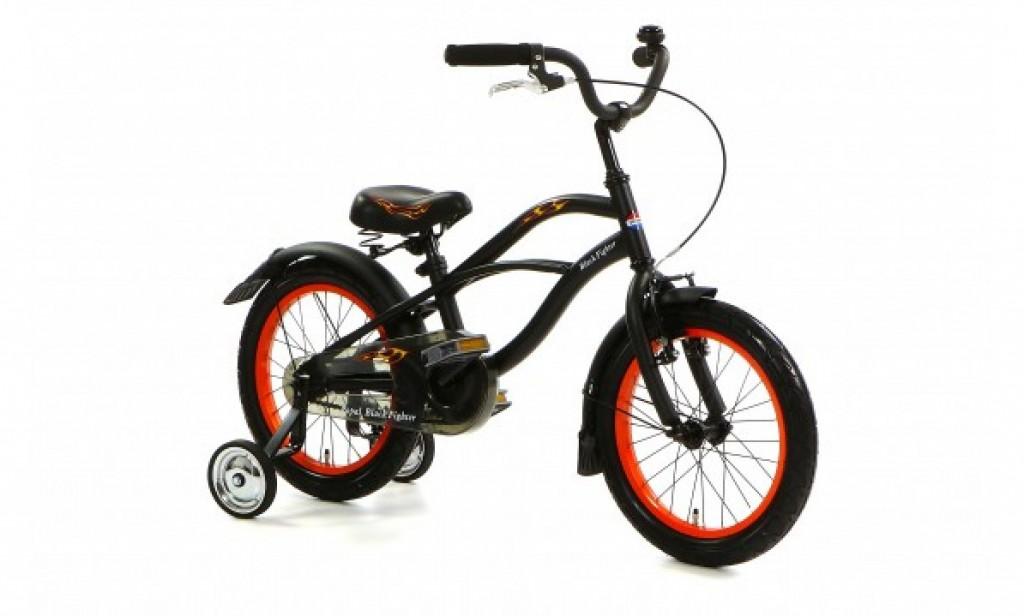 kinderfietsen, jongensfiets, beachcruiser kinderfiets, fietsen op fietsen