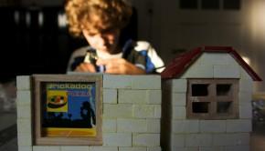 bouwen met Brickadoo
