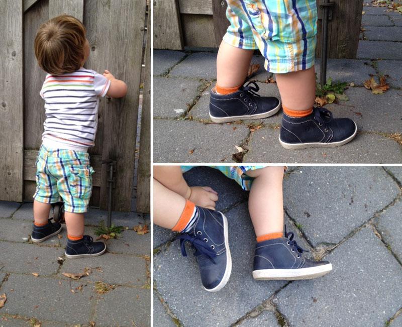 Falcotto schoenen, eerste loopschoenen