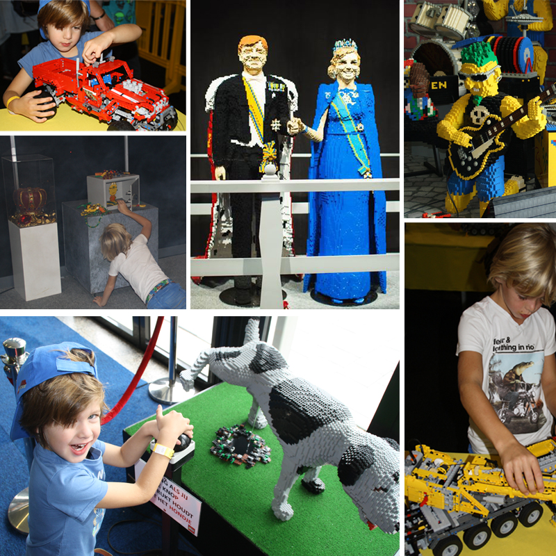 LEGO world 2014, boyslabel