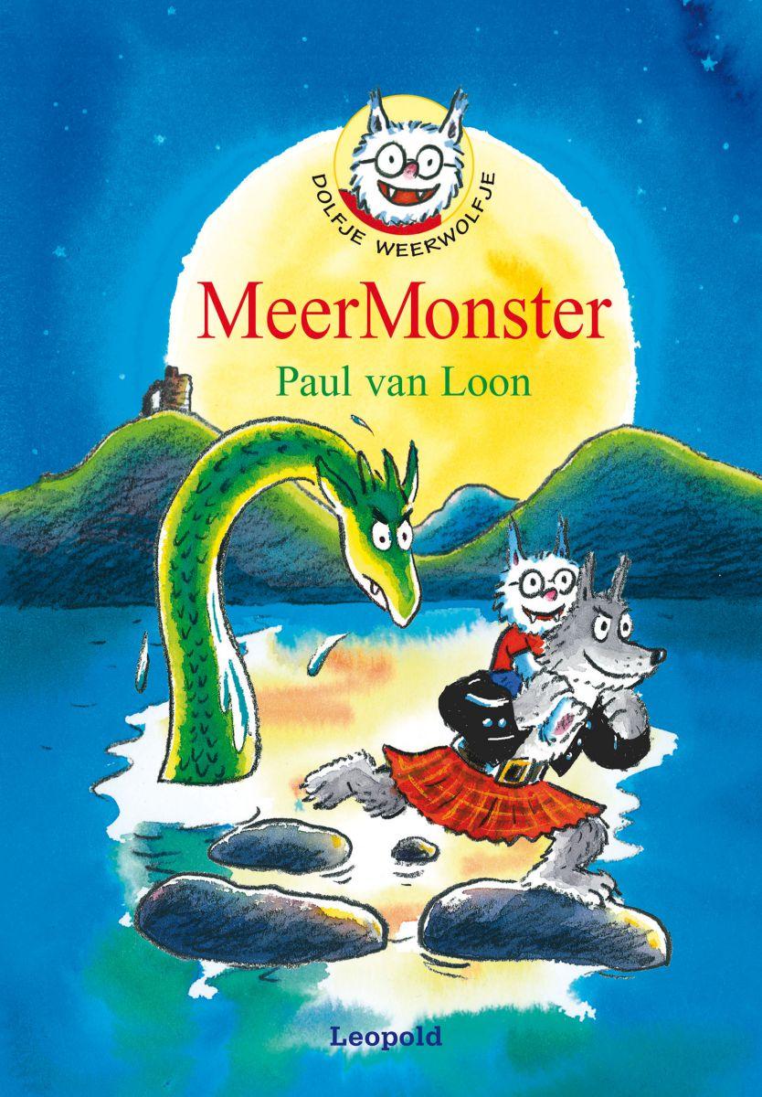 Meermonster - Dolfje Weerwolfje Paul van Loon
