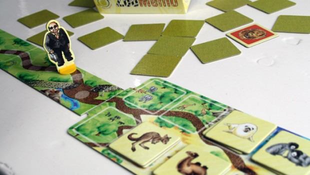 ZOOMEMO, Sunny Games, dierenmemorie, geheugenspel