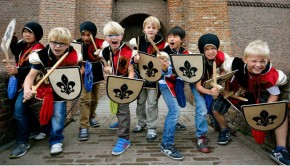 ridderfeest, ridderfeest, kinderfeestje, kinderfeestje-muiderslot, jongensfeestje, ridderfeestjes
