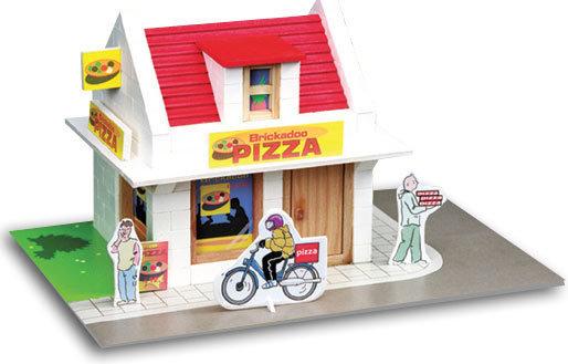 Brickadoo pizzeria, brickadoo online kopen, brickadoo steentjes