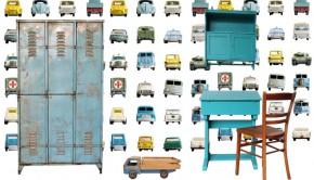 Stoere Jongenskamer, autokamer, jongenskamer thema auto, kinderkamerstyling, kinderkamer voorbeelden, voorbeelden jongenskamer