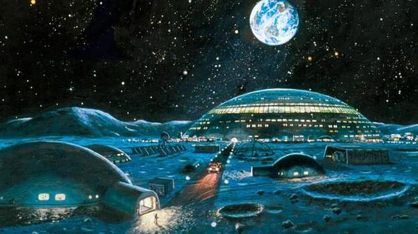 bouwen op de maan, hoe word je astronaut