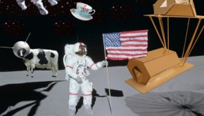 hoe word je astronaut