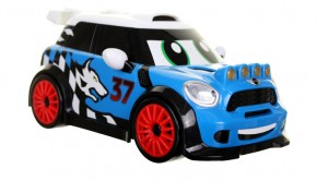 Go MINI stunt racers, speelgoedauto MINI