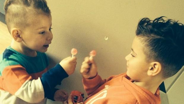 kapper, jongens kapsel, voorbeeld jongenskapsels, jongensharen