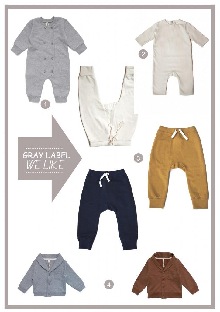 Graylabel babykleding, gray label, gray label kindermodeblog