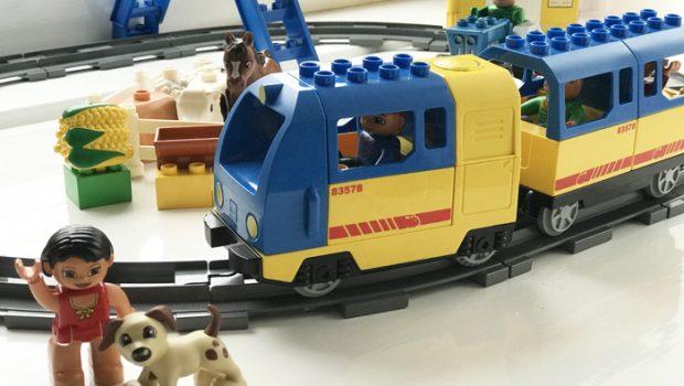 LEGO duplo trein, Duplo treinbaan, boyslabel, cadeau jongen 2 jaar