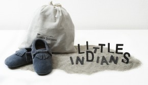 Little Indians, littleindians moccassins, little indians slofjes, hippe babyslofjes, review littleindians boyslabel
